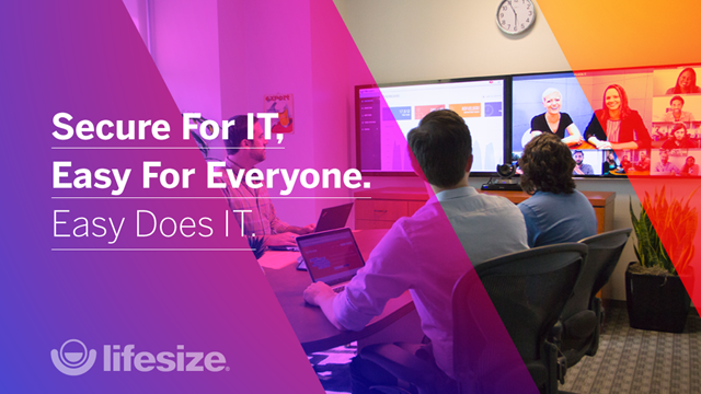 Lifesize India: Lifesize Cloud Update & New Product Launch Lifesize Icon 450