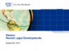 Recent Legal Developments in Mexican Law