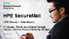 HPE SecureMail – Briefing for HPE UK&I partners