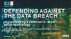 Defending Against the Data Breach: Implementing a Defense-in-Depth Security Stra
