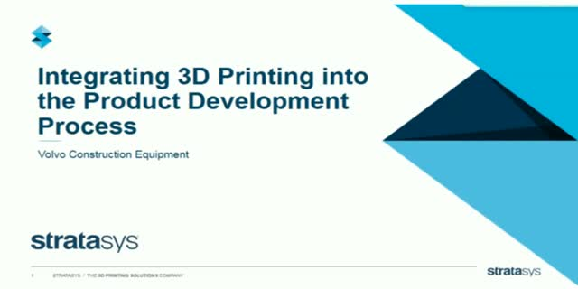 Integrating 3D Printing into the Product Development Process