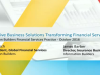 Innovative Business Solutions Transforming Financial Services
