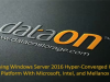 Deploying Windows Server 2016 Hyper-Converged Cluster Platform with NVMe SSD