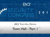2016 (ISC)2 Security Congress – Member Town Hall – Part 1