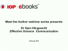IOP ebooks - meet the authors Sam Illingworth and Grant Allen