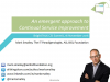 An emergent approach to Continual Service Improvement