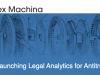 Launching Legal Analytics for Antitrust Litigation