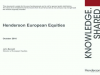 Live Insight: H G Pan European/H G Continental European Fund