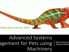 Advanced Systems Management for Pets using Machinery