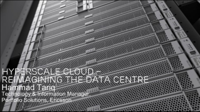 Hyperscale Cloud – Reimagining the Data Center
