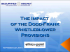 The Impact of the Dodd-Frank Whistleblower Provisions