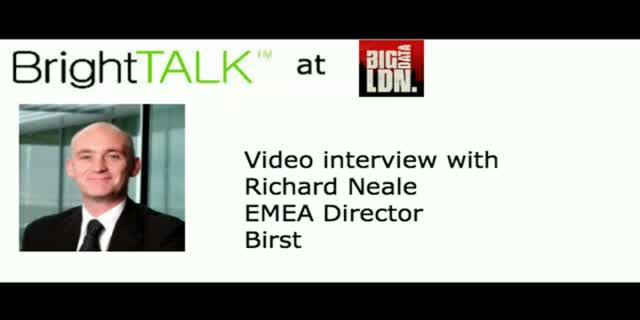 Video interview: The modern data lake - Operationalising Big Data for everyone