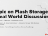 Build a Better Epic Infrastructure on All-Flash