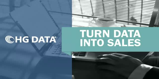 Turning Data Into Sales