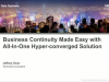 Business Continuity Made Easy with Hyperconverged Infrastructure(Cantonese Ver.)