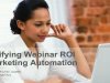 Amplifying Webinar ROI in Marketing Automation