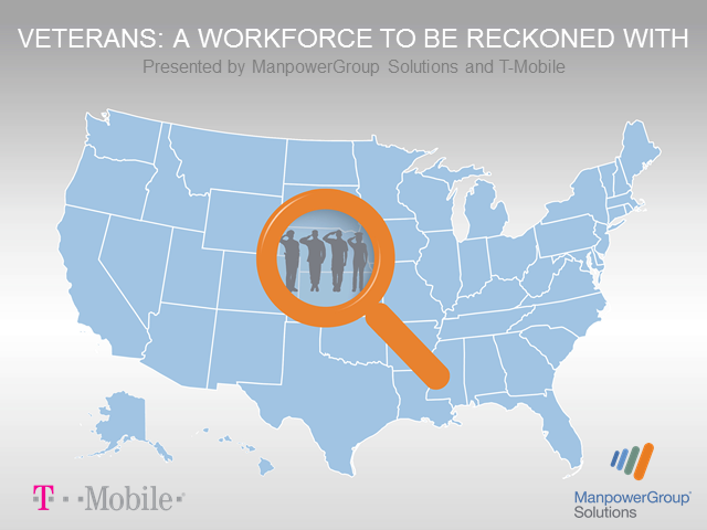 Veterans: A Workforce to Be Reckoned With