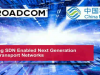 Designing SDN Enabled Next Generation Packet Transport Networks