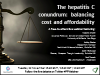 The hepatitis C conundrum: balancing cost and affordability