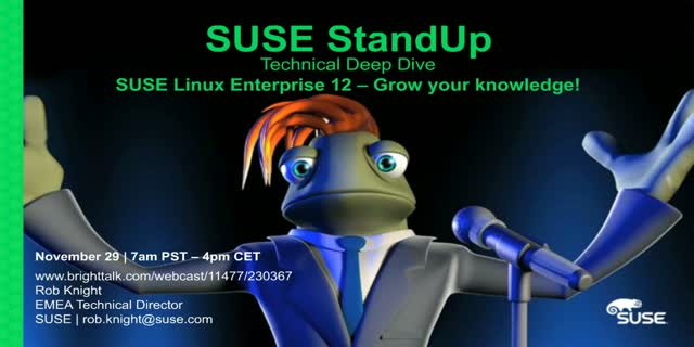 New Release | SUSE Linux Enterprise 12 SP2- Grow your technical knowledge!