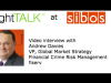 Video interview: Using Predictive Analytics to Prevent Fraud