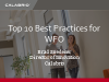Top 10 Best Practices for WFO