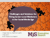 Challenges/Solutions Hiring Sr.-Level Marketers Social Media Age