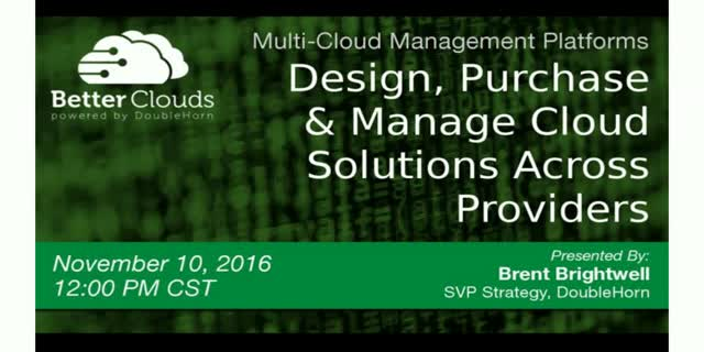 Multi-Cloud Management Platforms: The SaaS Solution for Cloud Apps & Workloads