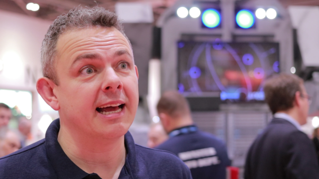 IP EXPO – On the Spot: Nick Burrows