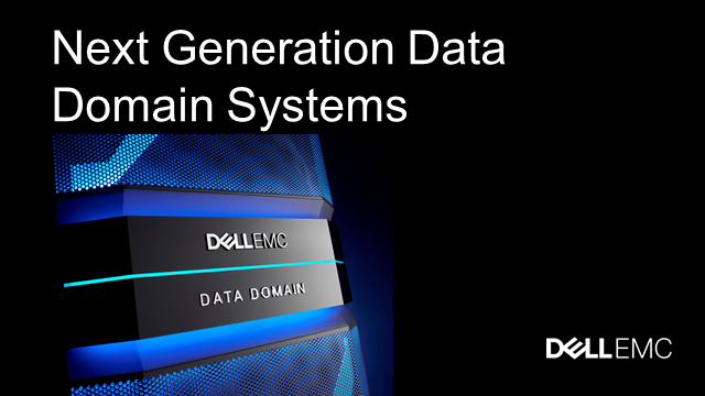 Introducing New Generation of Flash-Enabled Data Domain Systems