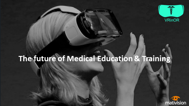 Revolutionising and democratising medical education with VR