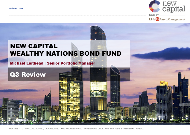 New Capital Wealthy Nations Bond Fund - Q3 Review