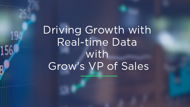 Driving Growth with Real-time Data