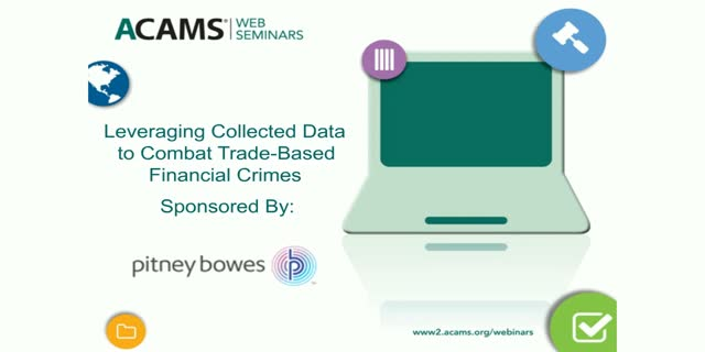 Leveraging Collected Data to Combat Trade-Based Financial Crimes