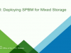 Take 20 Series Episode 2: Deploying SPBM for Mixed Storage with VMware vSAN