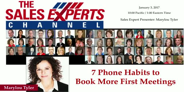 7 Phone Habits to Book More First Meetings