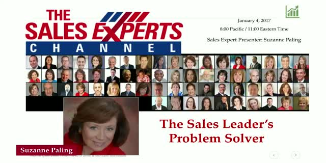 The Sales Leader's Problem Solver