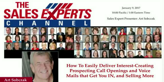 How To Easily Deliver Interest-Creating Prospecting Call Openings and Voice Mail