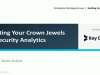 Protecting Your Crown Jewels with Security Analytics