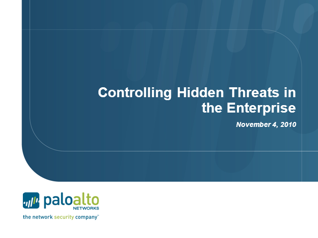 The Hidden Threat Vector: Learn to See What You've Been Missing