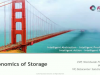 The Economics of Storage
