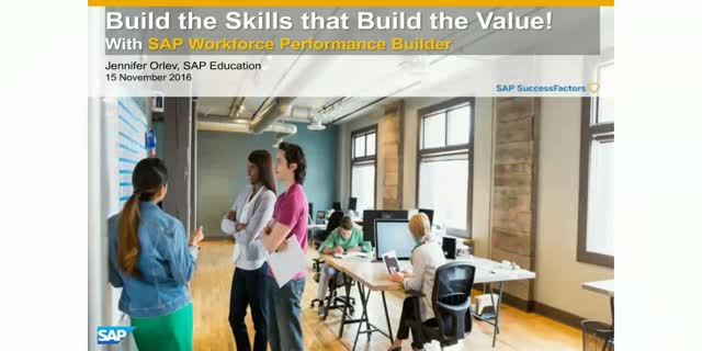 Maximize the skills of your people with one simple learning solution (EMEA)