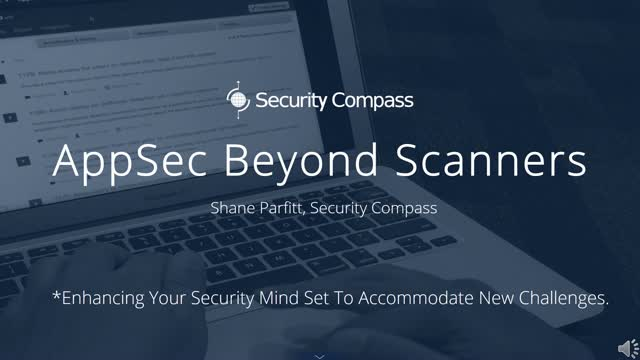 AppSec Beyond Scanners