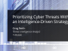 Prioritizing Cyber Threats With Real-Time Threat Intelligence