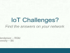 IoT Challenges: How to Find the Answers on Your Network