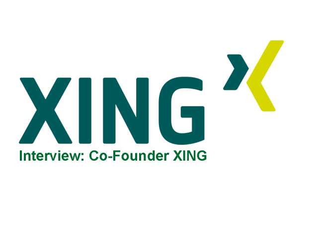 Interview: Co-founder of Social Media Networking Site Xing