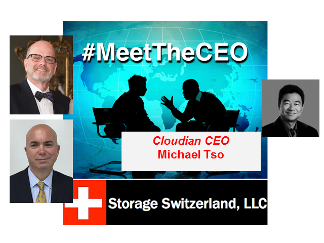 MeetTheCEO of Cloudian!