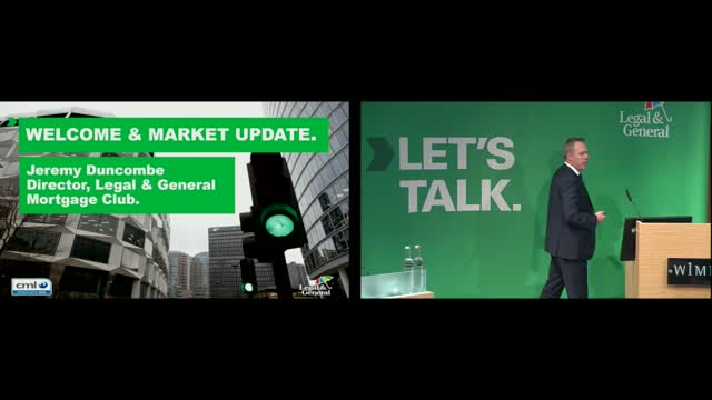 Mortgage Market Update – Jeremy Duncombe