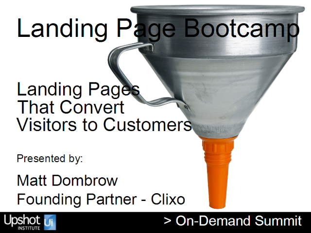 Landing Pages that Convert Visitors to Customers