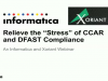 "Relieve the ""Stress"" of CCAR and DFAST Compliance"